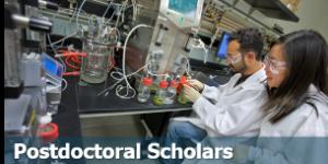 Postdoctoral Scholars Opportunities